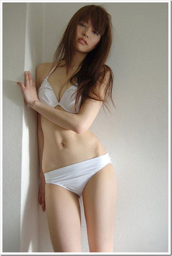 【彼女の腰のくびれ】お宝萌え女性の全裸ヌード