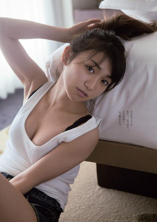 過激!【大島優子(AKB48卒業・日本一の恋人)】