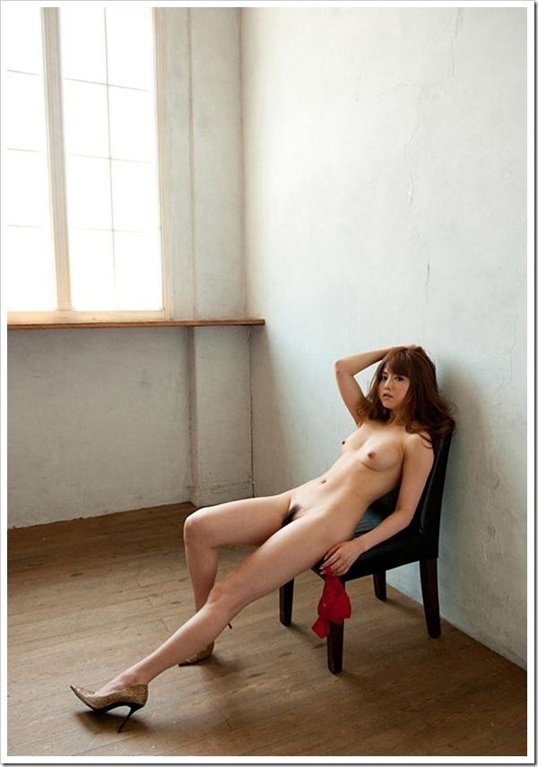 吉沢明歩の全裸ヌード