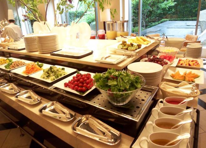 セルリアンタワー東急ホテル 朝食ブッフェ 2008年7月 ホテルの ...