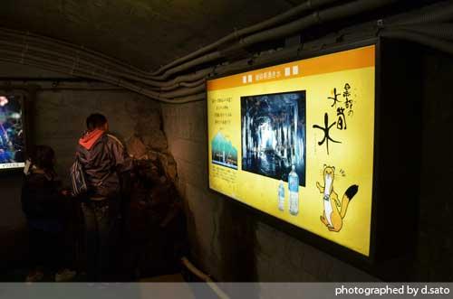 富山県 観光 黒部ダム 黒四ダム 立山黒部アルペンルート トロリーバス の写真7