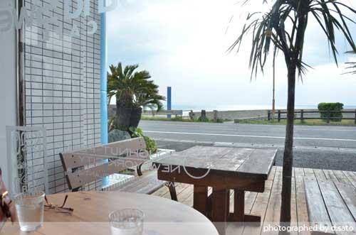 千葉県 南房総 千倉 カフェ ランチ 昼食 海沿い オーシャンビュー サウンドスウェル SoundSwell 1
