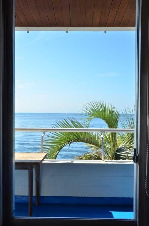 神奈川県 三浦市 カフェ 海が見える リビエラ シーボニア クラブハウスレストラン 口コミ9
