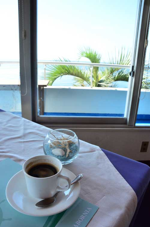 神奈川県 三浦市 カフェ 海が見える リビエラ シーボニア クラブハウスレストラン 口コミ10