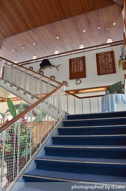 神奈川県 三浦市 カフェ 海が見える リビエラ シーボニア クラブハウスレストラン 口コミ16