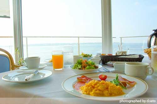 神奈川県 横須賀市 宿泊 ハーバー&ホテル マリンリゾート 佐島マリーナ 予約 朝食 口コミ17