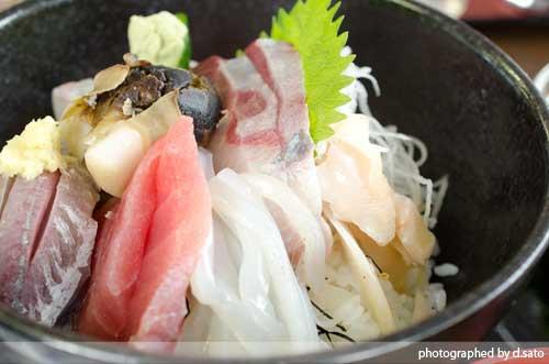千葉県 内房 鋸南町 勝山 漁協直営 なぶら 海鮮丼 昼食 ランチ 口コミ1
