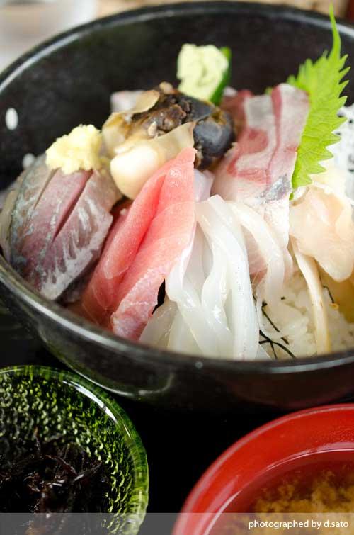 千葉県 内房 鋸南町 勝山 漁協直営 なぶら 海鮮丼 昼食 ランチ 口コミ2