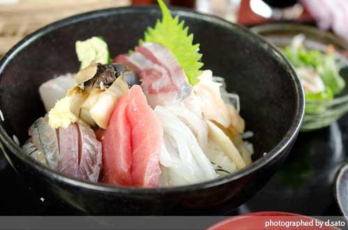 千葉県 内房 鋸南町 勝山 漁協直営 なぶら 海鮮丼 昼食 ランチ 口コミ4