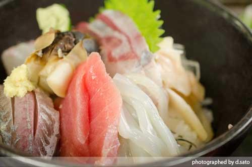 千葉県 内房 鋸南町 勝山 漁協直営 なぶら 海鮮丼 昼食 ランチ 口コミ8