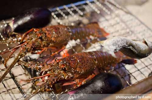 千葉の宿 広丞庵かのか千葉大多喜 夕食 ディナー 和食 炭火焼 川魚 口コミ ブログ8