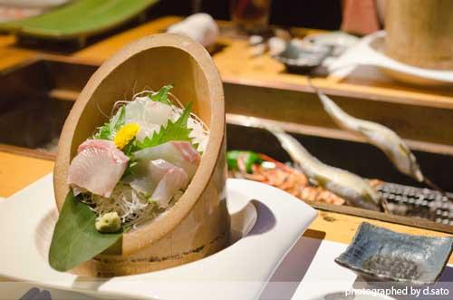 千葉の宿 広丞庵かのか千葉大多喜 夕食 ディナー 和食 炭火焼 川魚 口コミ ブログ11