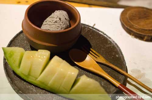 千葉の宿 広丞庵かのか千葉大多喜 夕食 ディナー 和食 炭火焼 川魚 口コミ ブログ20