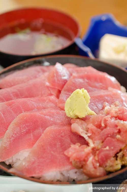 千葉県 館山市 那古船形 とまや 御食事処 昼食 ランチ 海鮮丼 マグロ丼 美味い 口コミ1