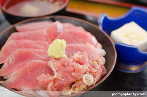 千葉県 館山市 那古船形 とまや 御食事処 昼食 ランチ 海鮮丼 マグロ丼 美味い 口コミ2