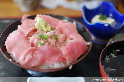 千葉県 館山市 那古船形 とまや 御食事処 昼食 ランチ 海鮮丼 マグロ丼 美味い 口コミ12