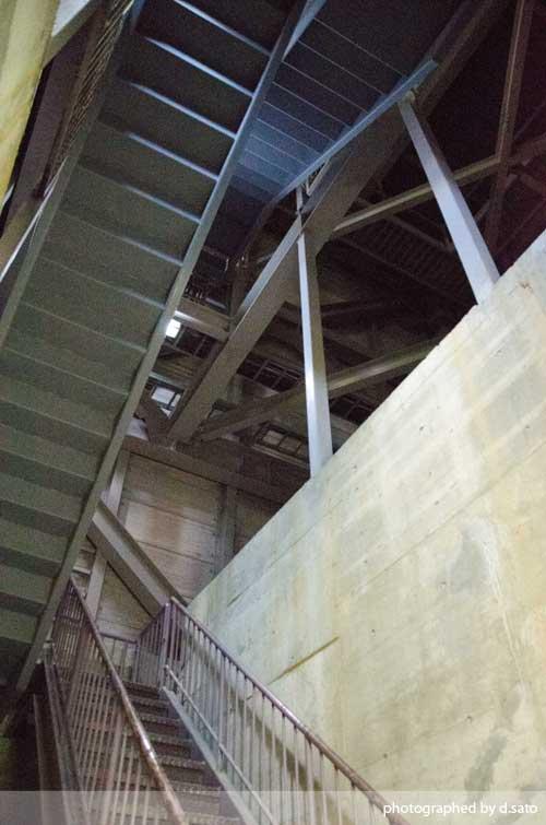 長野県 白馬ジャンプ競技場 見学 白馬ジャンプ台 アクセス方法 住所 スタートタワーについて7
