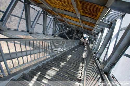 長野県 白馬ジャンプ競技場 見学 白馬ジャンプ台 アクセス方法 住所 スタートタワーについて17