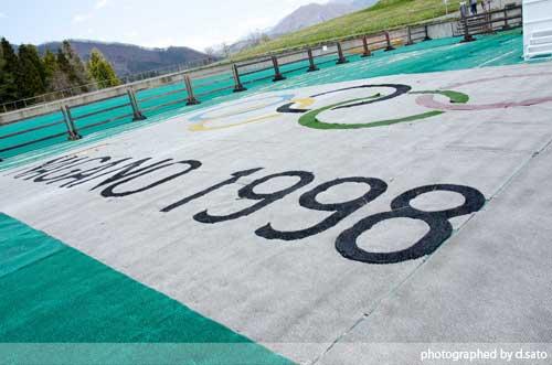 長野県 白馬ジャンプ競技場 見学 白馬ジャンプ台 アクセス方法 住所 スタートタワーについて25
