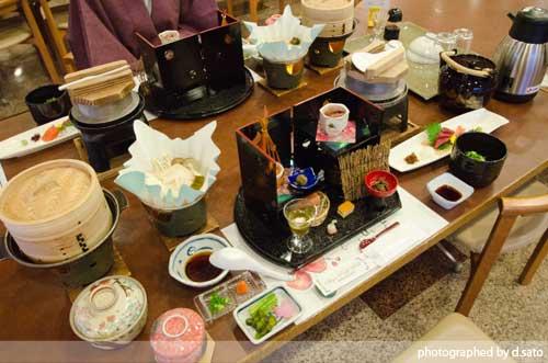 長野県 志賀高原 高天ヶ原 宿泊予約 じゃらん 志賀パークホテル 口コミ 夕食 和食 会席料理2
