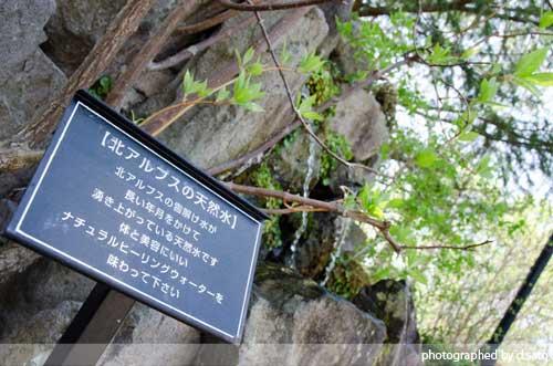 長野県 大町市 安曇野 ラ・カスタ ナチュラルヒーリングガーデン 口コミ ガーデン5