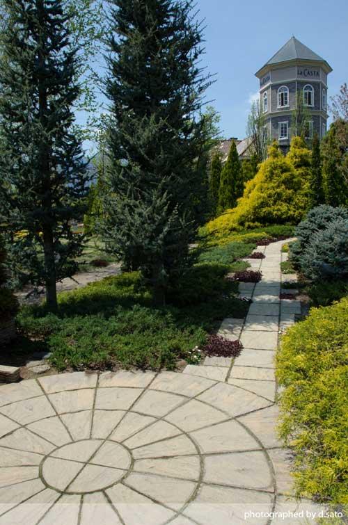 長野県 大町市 安曇野 ラ・カスタ ナチュラルヒーリングガーデン 口コミ ガーデン14