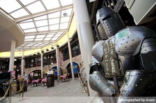 群馬県 沼田 カントリーレストラン ビッグハート 口コミ カフェ ロックハート城5