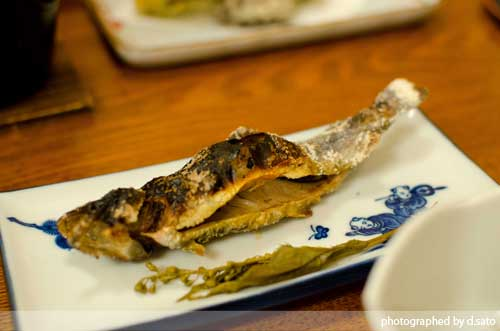 福島県 檜枝岐温泉 せせらぎの宿 尾瀬野 口コミ 食事 夕食 朝食 写真 スキー旅行2