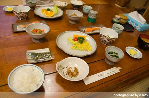 福島県 檜枝岐温泉 せせらぎの宿 尾瀬野 口コミ 食事 夕食 朝食 写真 ご飯が美味しい14