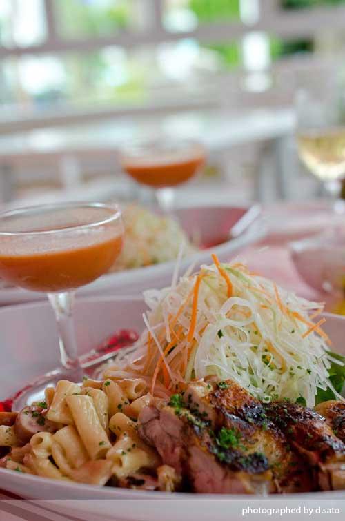 レストラン カンパーニュ 館山 フレンチ ランチセット 4