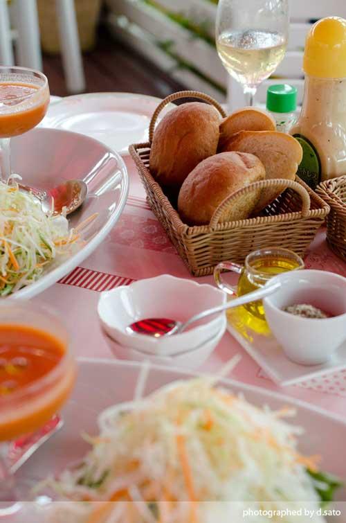 レストラン カンパーニュ 館山 フレンチ ランチセット 6