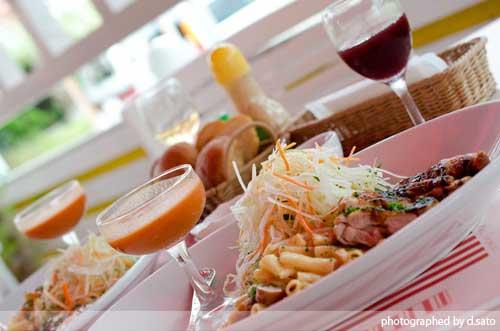 レストラン カンパーニュ 館山 フレンチ ランチセット 9