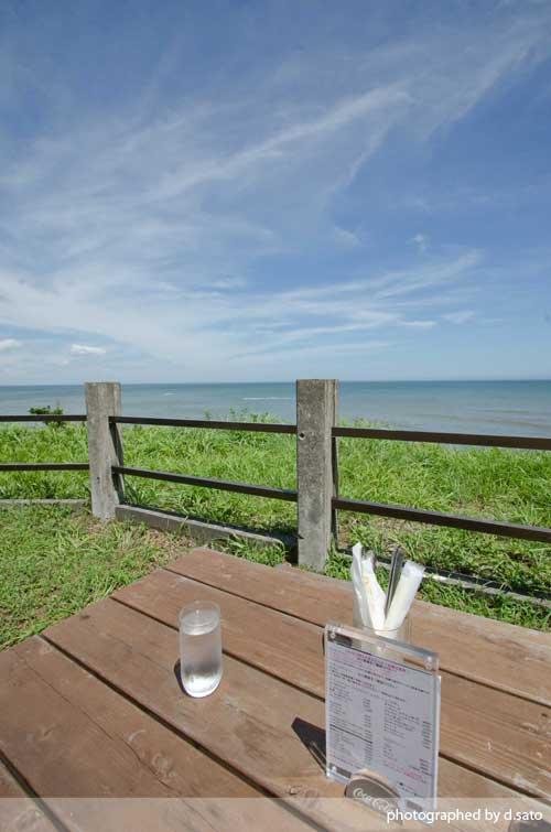 千葉県 いすみ市 崖カフェ千葉 GAKE ガケ 崖cafe 太東 海の見えるカフェ 絶景カフェ おしゃれな空間 風景 8