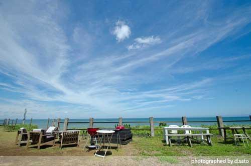 千葉県 いすみ市 崖カフェ千葉 GAKE ガケ 崖cafe 太東 海の見えるカフェ 絶景カフェ おしゃれな空間 風景 9