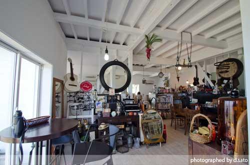 千葉県 いすみ市 崖カフェ千葉 GAKE ガケ 崖cafe 太東 海の見えるカフェ 絶景カフェ おしゃれな空間 インテリア 1