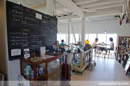 千葉県 いすみ市 崖カフェ千葉 GAKE ガケ 崖cafe 太東 海の見えるカフェ 絶景カフェ おしゃれな空間 インテリア 8