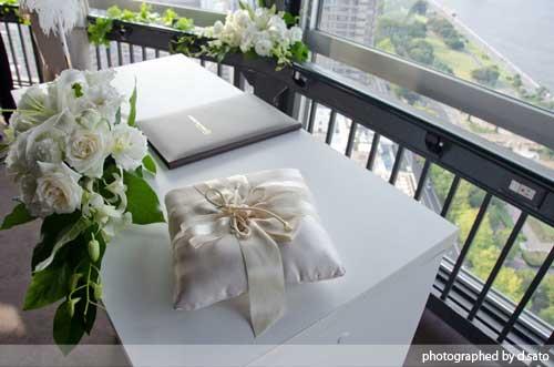神奈川県 横浜マリンタワー 結婚式 ウェディング 口コミ 駐車場 山下公園 the bund カフェ7