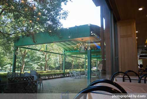千葉県 長生郡 長柄町 生命の森リゾート レストラン スポール プチバイキング 800円 和食 ランチ2
