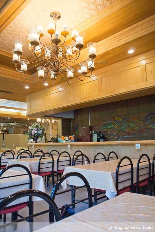 千葉県 長生郡 長柄町 生命の森リゾート レストラン スポール プチバイキング 800円 和食 ランチ3