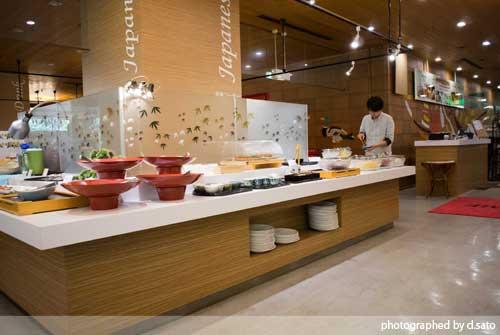 千葉県 長生郡 長柄町 生命の森リゾート レストラン スポール プチバイキング 800円 和食 ランチ4