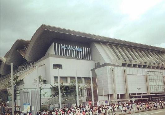 ツアーマリーンメッセ福岡