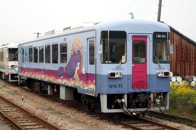 甘木鉄道400形