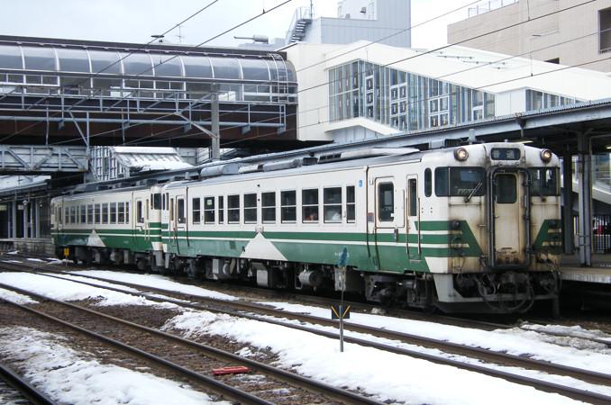 JR東日本キハ40系秋田