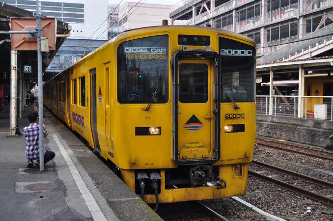 JR九州キハ200系鹿児島