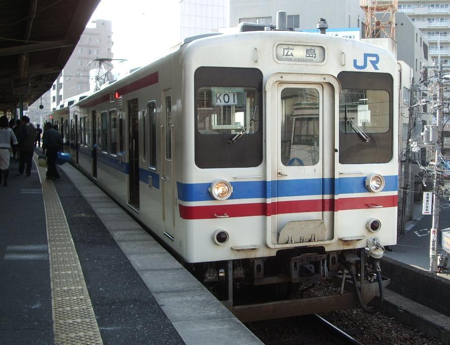 JR西日本 105系