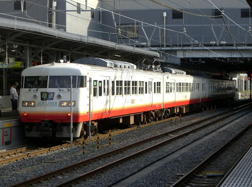 JR西日本 117系 岡山