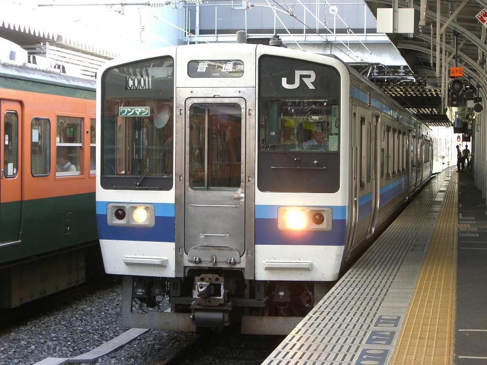 JR西日本 213系