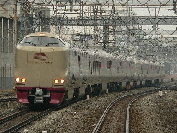 JR西日本 285系