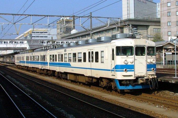 JR西日本 413系