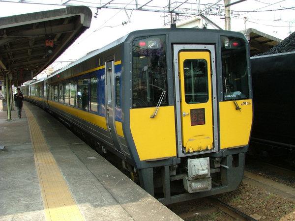 JR西日本 キハ187系